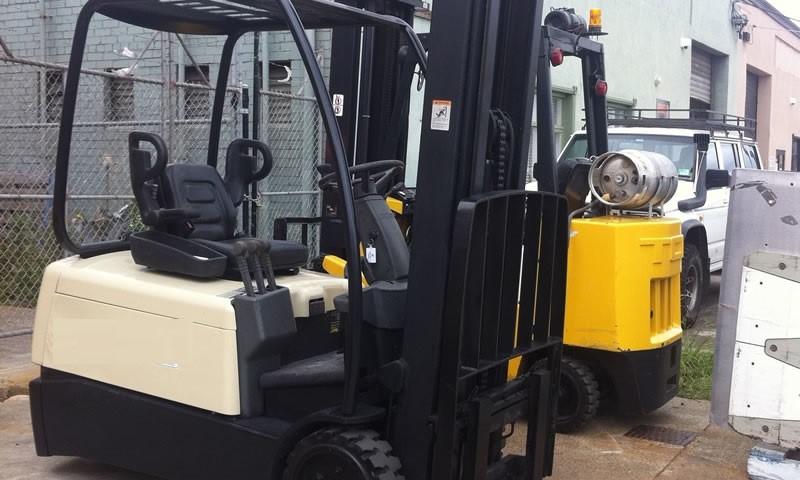 Make The Most Of Forklift Sales In Brisbane
